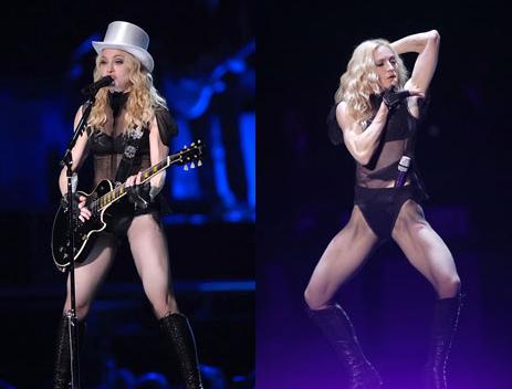 Madonna dankt haar lichaam mede aan een personal trainer