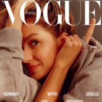 Bundchen cover Vogue